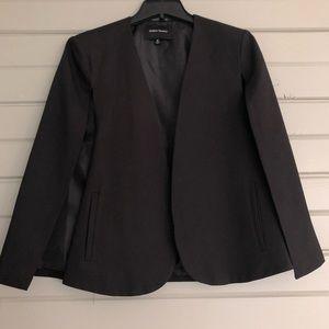 Jackets & Blazers - Black cape blazer